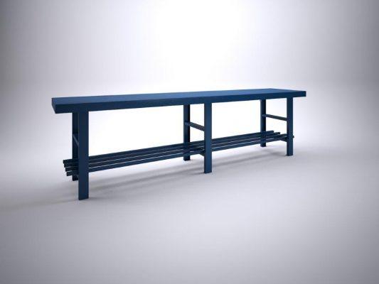Legrek BRABSR300 voor stalen werktafel