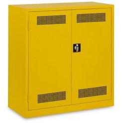 Werkplaatskast 106x100x45cm.