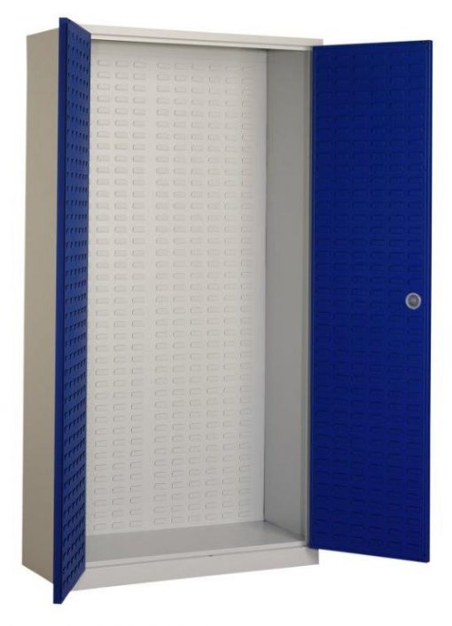 Bakkenkast 195x100x45cm. open