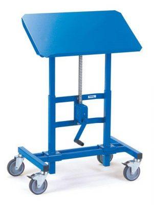 Materiaalstandaard kantelbaar en traploos verstelbaar 3285