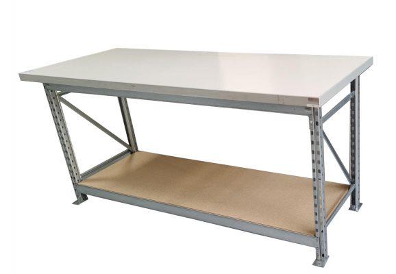 Werktafel 2000x800x940mm.